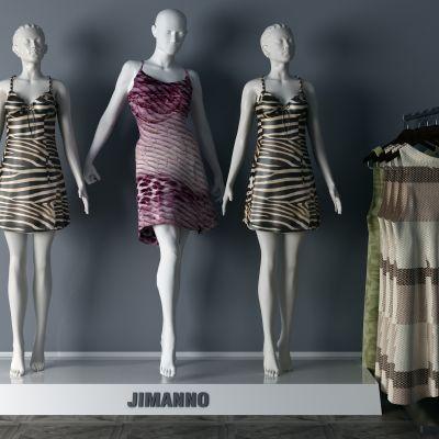 展示服装,衣服,裙子,吊带裙