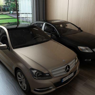汽车,私家车,赛车