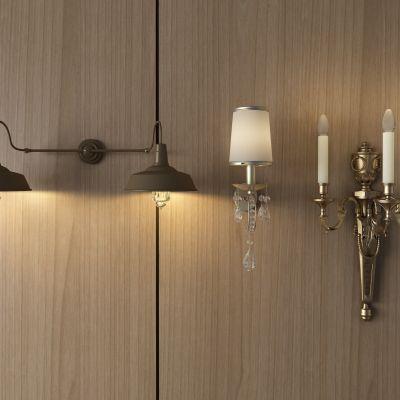 灯具,壁灯,床头灯