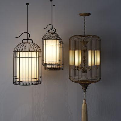灯笼,吊灯,中式灯