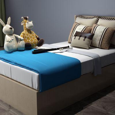 双人床,儿童床
