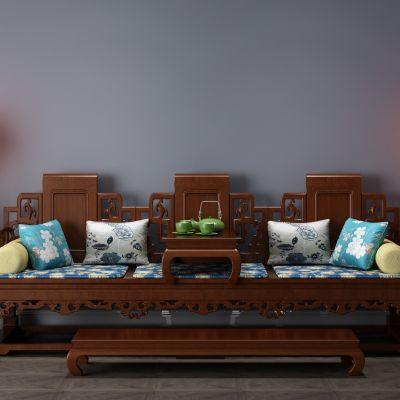 罗汉床,罗汉椅