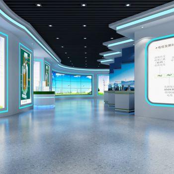 博物馆中庭3D模型