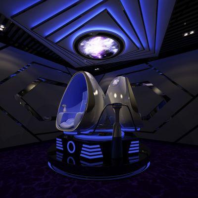 电力展厅3D模型