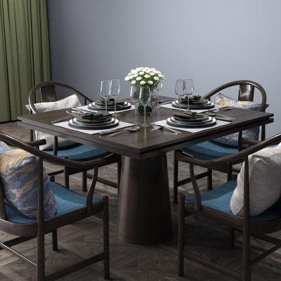 餐桌,餐桌椅,火锅,西餐桌