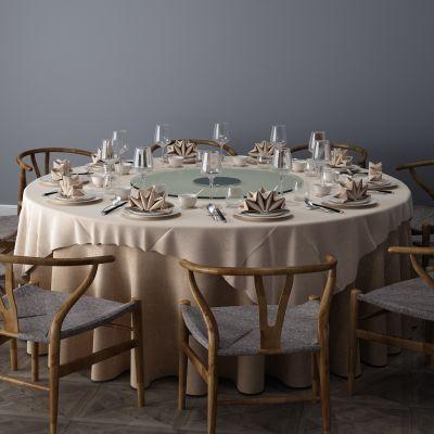 餐桌,圆桌,包厢桌