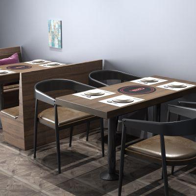餐桌,餐桌椅,火锅,卡座