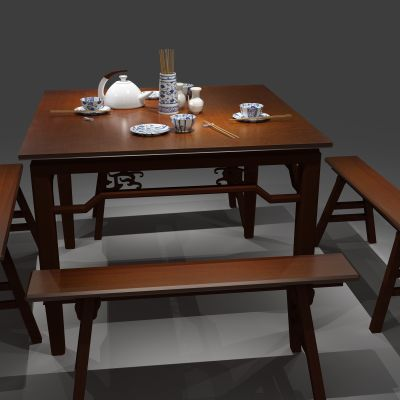 茶桌,茶桌椅