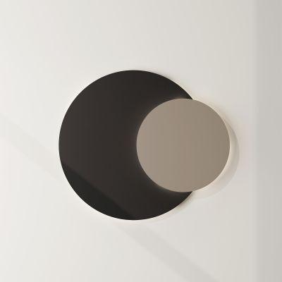 现代简约圆形墙饰灯