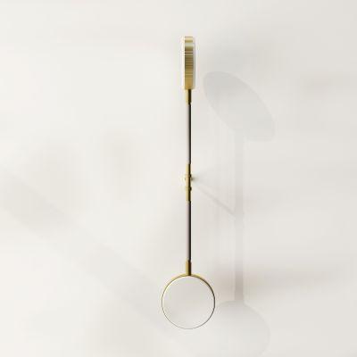现代金属简约壁灯