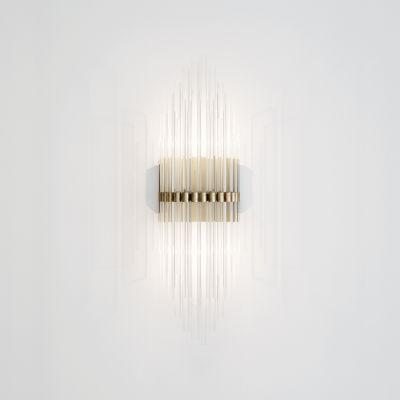 简欧金属壁灯