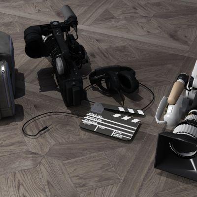 摄像机,照相机