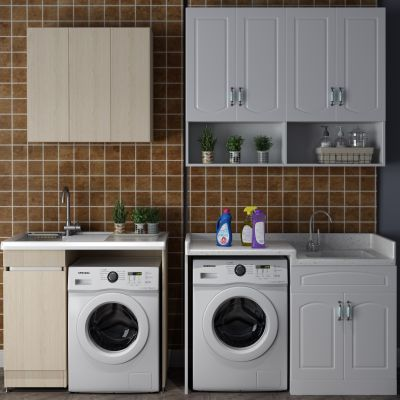 洗衣机,水槽
