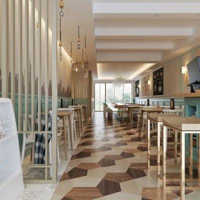 简美咖啡厅