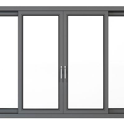 现代窗户窗框