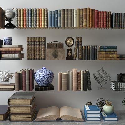 书籍,书本,摆件饰品