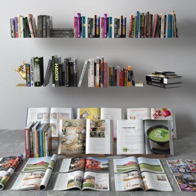 书籍,杂志,报纸,摆件