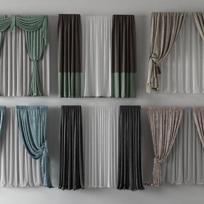 窗帘,罗马帘