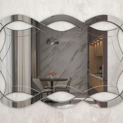 现代镂空装饰镜
