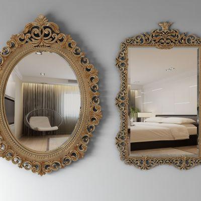 镜子,墙饰,挂件