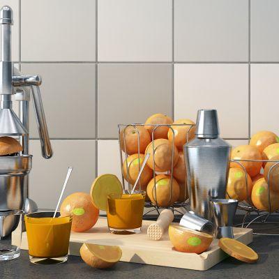 厨房用品果盘果汁榨汁机