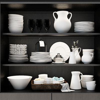 厨房用品盘子