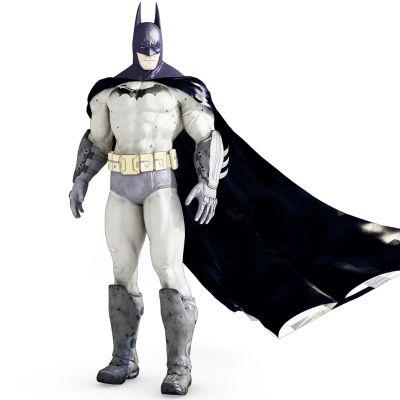 游戏角色蝙蝠侠