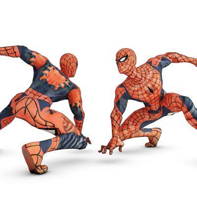 蜘蛛侠人物