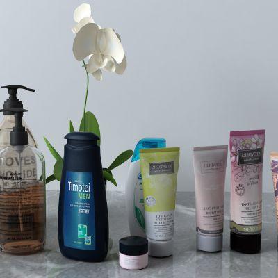 洗护用品,洗发水,护肤品