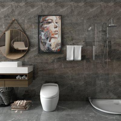 台盆,洗面盆,镜子,毛巾架,花洒,淋浴房