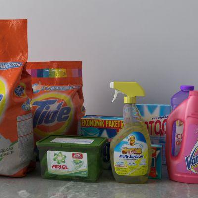 洗衣液,洗涤剂,肥皂