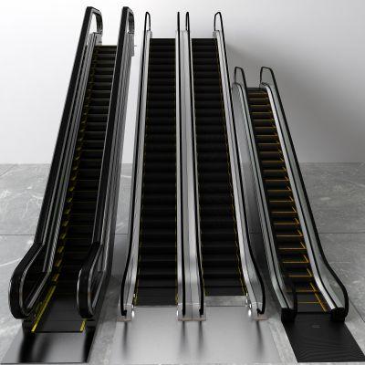电梯,电动扶梯,楼梯