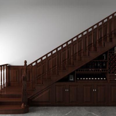 栏杆,扶手,楼梯