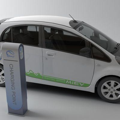 汽车,新能源汽车,充电桩