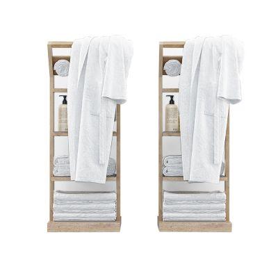 卫浴浴袍毛巾