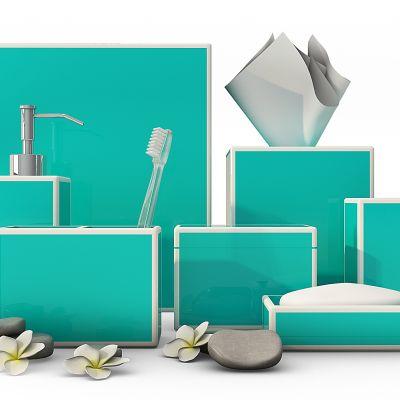 现代卫浴洗漱化妆品