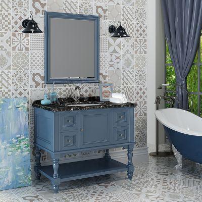美式乡村浴室柜洗手盆卫浴柜浴缸