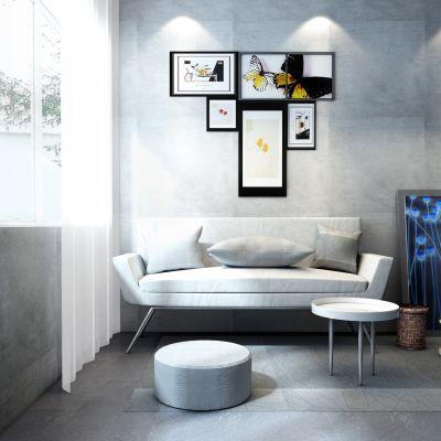 客厅一隅3D模型