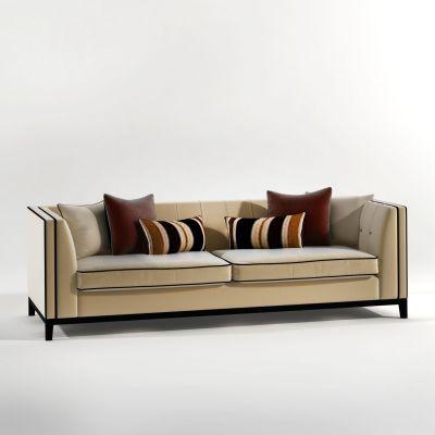 后现代双人沙发