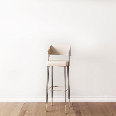 现代轻奢吧椅