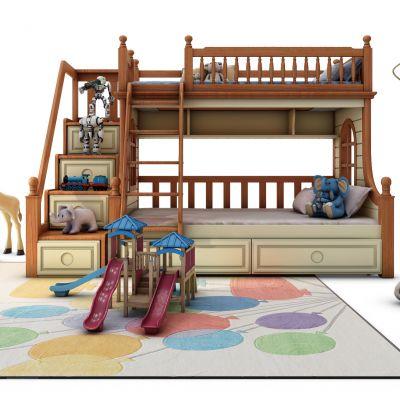 儿童上下床玩具