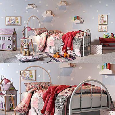 儿童床组合