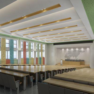 会议室,教室,书桌