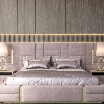 床3D模型