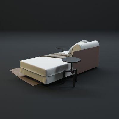 现代沙发贵妃椅