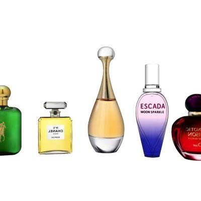 香水化妆品3D模型