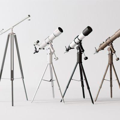 现代望远镜