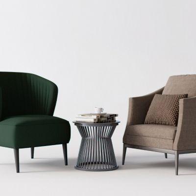 现代休闲沙发椅