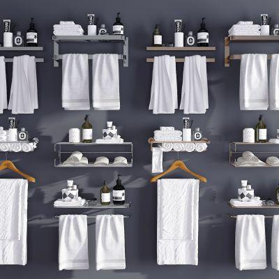 现代毛巾架,卫浴用品