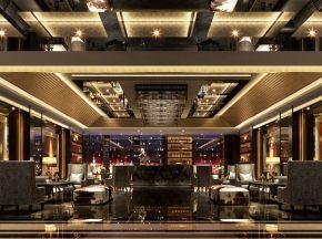 三星级酒店大厅接待休息区下载
